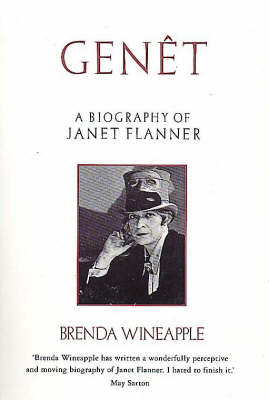 Genet: Biography of Janet Flanner (Paperback)