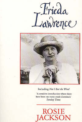 """Frieda Lawrence: Including """"Not I, But the Wind"""" (Paperback)"""
