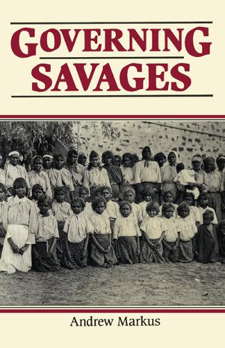 Governing Savages (Paperback)