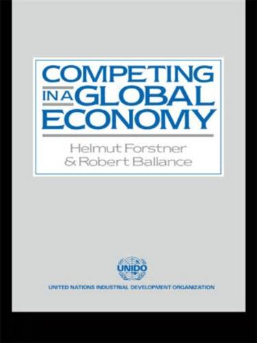 Competing in a Global Economy: An Empirical Study on Trade and Specialization (Hardback)