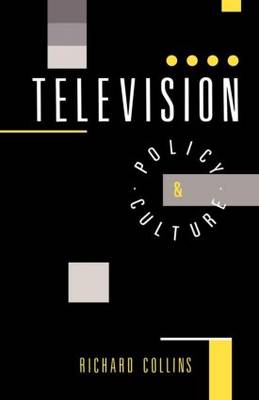 Television: Policy and Culture (Paperback)