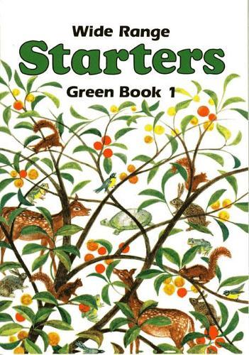 Wide Range Green Starter Book 01 - WIDE RANGE (Paperback)