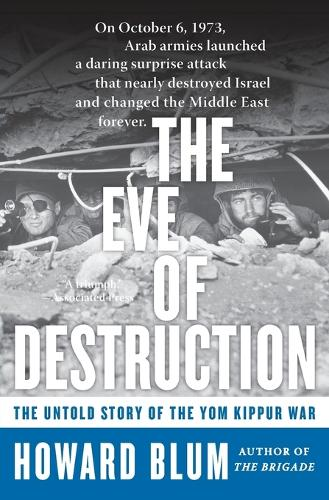 The Eve of Destruction (Paperback)