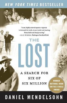 The Lost: A Search for Six of Six Million (Paperback)