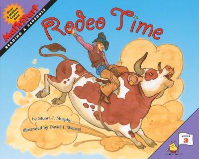 Rodeo Time - MathStart 3 (Paperback)