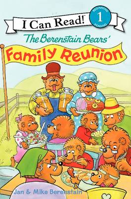 The Berenstain Bears' Family Reunion - I Can Read (Paperback)