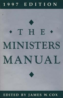 The Minister's Manual 1997 (Hardback)