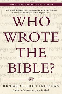 Who Wrote the Bible ? (Paperback)