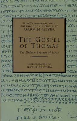 The Gospel of Thomas (Hardback)