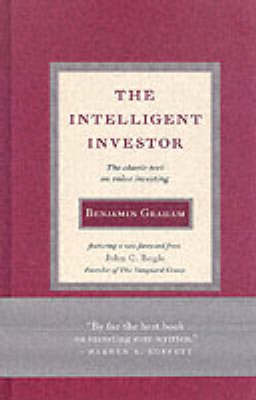 Intelligent Investor: The Classic Text on Value Investing (Hardback)