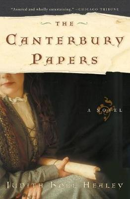 The Canterbury Papers (was entitled Lost Letters of Aquitaine) (Paperback)