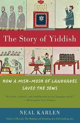 The Story of Yiddish: How a Mish-Mosh of Languages Saved the Jews (Paperback)