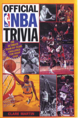 Official NBA Trivia (Paperback)