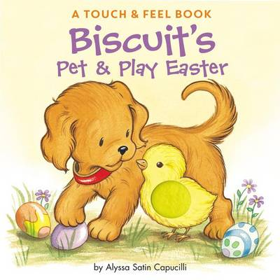 Biscuits Pet & Play Easter (Board book)