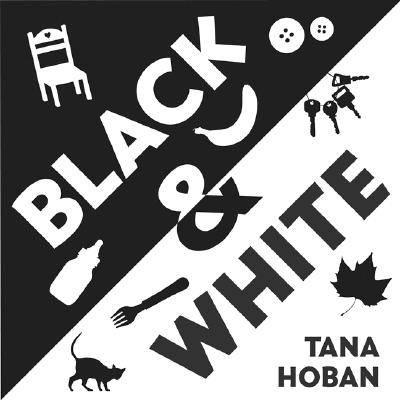 Black & White (Board book)