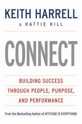 Connect: Building Success Through People, Purpose, and Performance (Hardback)
