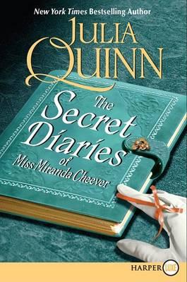 Secret Diaries Of Miss Miranda Cheever Large Print (Paperback)