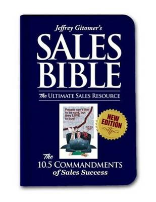 The Sales Bible New Ed: The Ultimate Sales Resource (Hardback)
