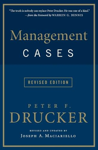 Management Cases, Revised Edition (Paperback)
