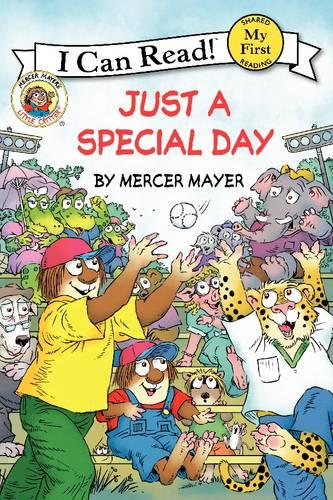 Little Critter: Just a Special Day - My First I Can Read Book (Paperback)