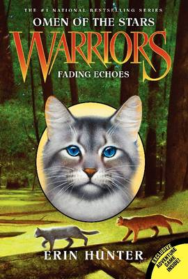 Fading Echoes - Warriors: Omen of the Stars 2 (Paperback)