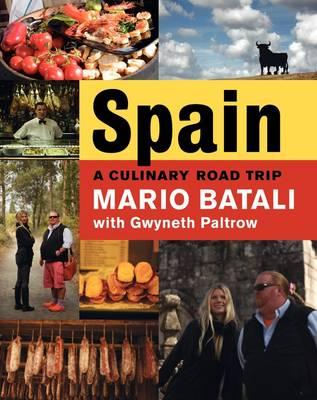 Spain...A Culinary Road Trip (Hardback)
