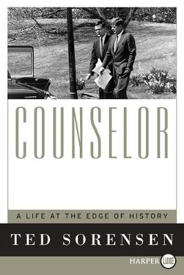Counselor Large Print (Paperback)