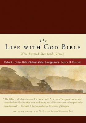 The Life with God Bible (Hardback)
