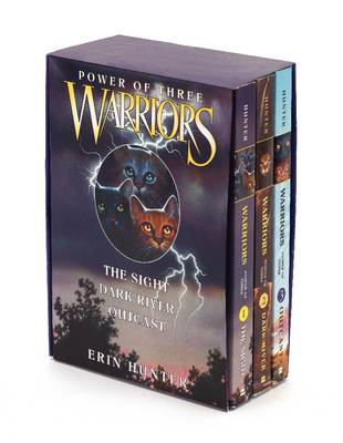 Warriors: Power of Three Box Set: Volumes 1 to 3 - Warriors: Power of Three (Paperback)