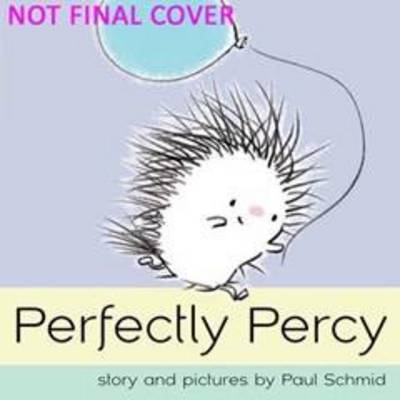 Perfectly Percy (Hardback)