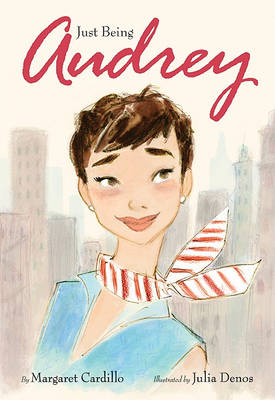 Just Being Audrey (Hardback)