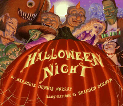Halloween Night (Paperback)