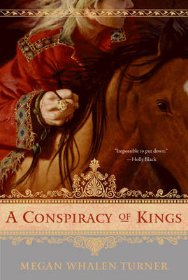 A Conspiracy of Kings - Queen's Thief 4 (Paperback)