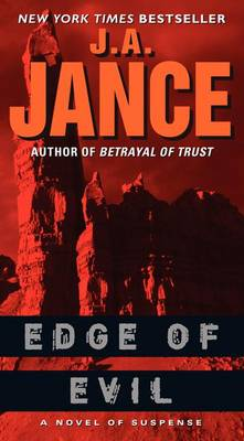 Edge of Evil: A Novel of Suspense (Paperback)