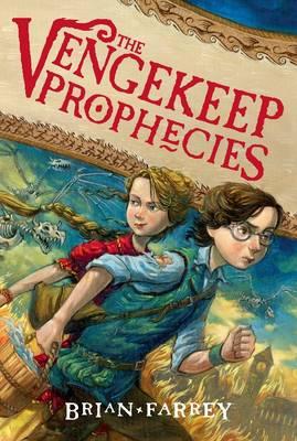 The Vengekeep Prophecies - Vengekeep Prophecies 1 (Paperback)