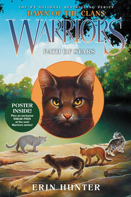 Warriors: Dawn of the Clans #6: Path of Stars - Warriors: Dawn of the Clans 6 (Hardback)