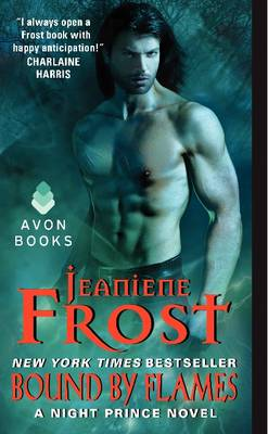 Bound by Flames: A Night Prince Novel - Night Prince 3 (Paperback)