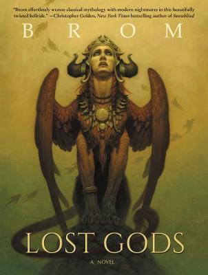 Lost Gods: A Novel (Paperback)