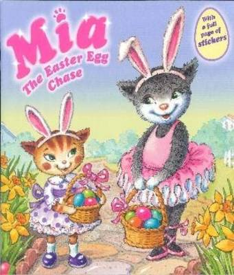 Mia: The Easter Egg Chase (Paperback)
