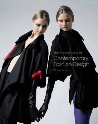 The Sourcebook of Contemporary Fashion Design (Paperback)