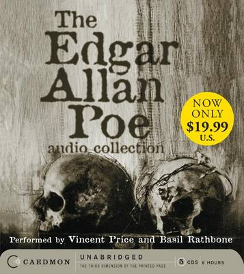 Edgar Allan Poe Audio Collection (CD-Audio)
