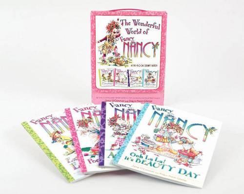 Fancy Nancy: The Wonderful World of Fancy Nancy (Hardback)