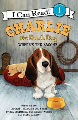 Charlie the Ranch Dog: Where's the Bacon? - I Can Read Level 1 (Paperback)
