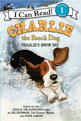 Charlie the Ranch Dog: Charlie's Snow Day - I Can Read Level 1 (Paperback)