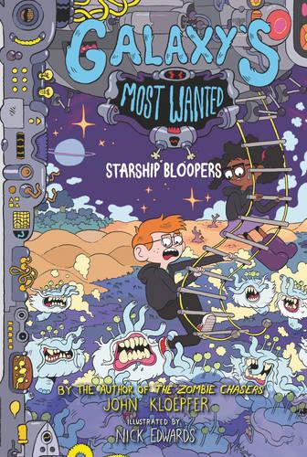 Galaxy's Most Wanted #3: Starship Bloopers - Galaxy's Most Wanted 3 (Paperback)