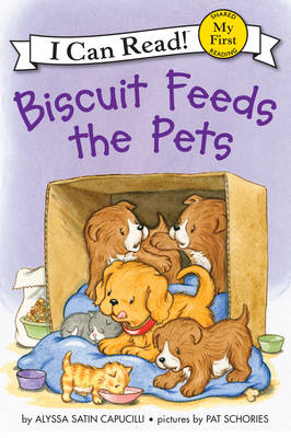 Biscuit Feeds the Pets - My First I Can Read Book (Paperback)
