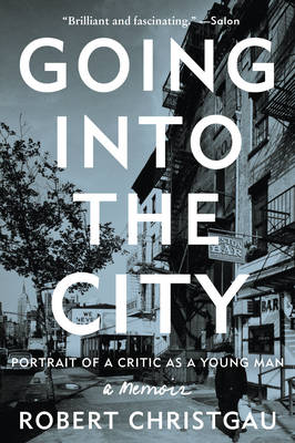 Going into the City: Portrait of a Critic as a Young Man (Paperback)