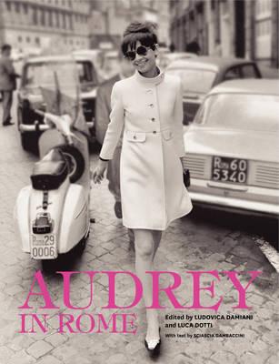 Audrey in Rome (Hardback)