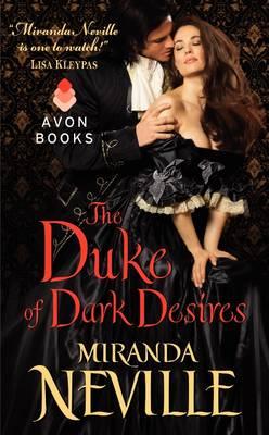 The Duke of Dark Desires - The Wild Quartet 4 (Paperback)