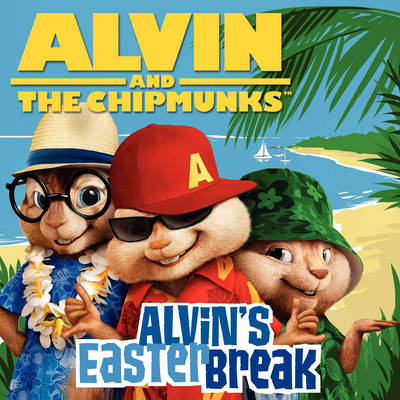 Alvin and the Chipmunks: Alvin's Easter Break (Paperback)